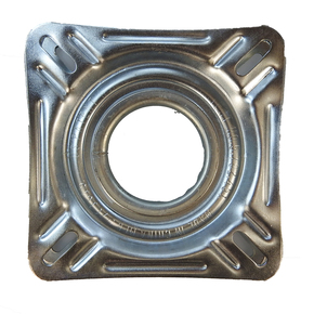 Heavy Duty Zinc Plated Seat Swivel