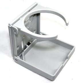 Folding Drinkholder - Grey
