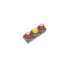 715-H Horizontal Battery Switch Cluster
