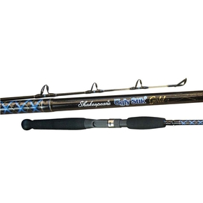 Gold Kayak Spin Rod 8-12kg 5'0