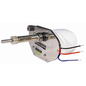 Compact Waterproof Wiper Motor 12V -110 Degree Sweep