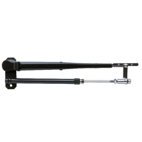 Deluxe SS Marine Pantograph Wiper Arm 31-43cm