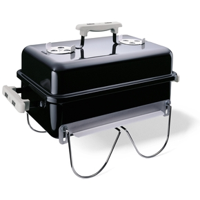 Go Anywhere Tuck 'N' Carry Portable Charcoal BBQ