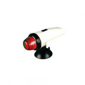 Bi-Colour LED Portable Port/Starboard Navigation Light- Suction Base