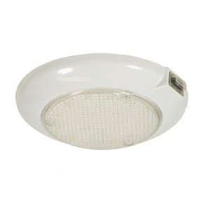 Surface Mt 15cm Water Proof LED (18 LED) Ceiling Light w/Switch