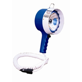 Blue Eye 12v Handheld Anti Glare Seal Beam Spotlight