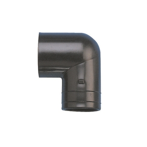 Pump Bilge Manual 90 Degree Elbow Hose Tailpiece - 38mm