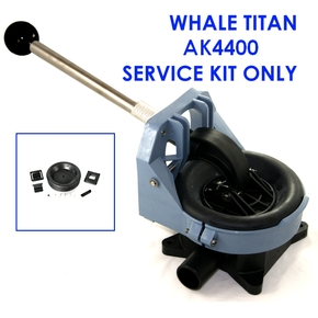 AK4400  Titan Manual Bilge Pump Service Kit- Neoprene