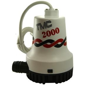 2000GPH Bilge Pump- 24 Volt (28mm Hose)