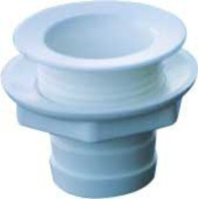 Countersunk Sink Waste Drain-Straight
