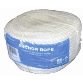 Anchor Rope Pack Spliced Polypropylene - 6mm x 50m