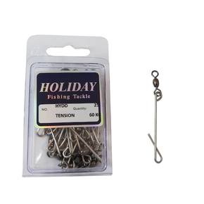 Longline Clips with Swivels-25 in Pack