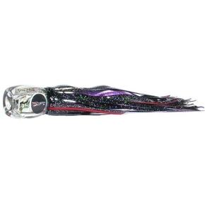 "St. Thomas Prowler Game Lure-13"" Black/Purple Foil"