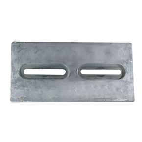 Mini Diver Anode Block Bolt On 152x101mm