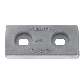 Bolt On Block Anode 200x100mm (2.05kg)