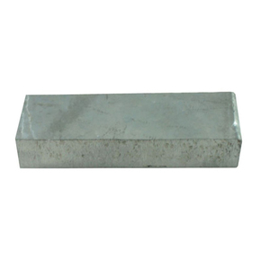 Anode Block Plain 100x75mm