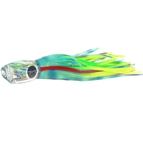 "Pelagic Breakfast Game Fishing Lure-8"" Lumo/Green Chartreuse"