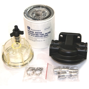 Mercury Yamaha Fuel Filter Complete w/Filter and Sight Bowl