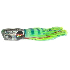 "Blue Breakfast Game Lure-17"" Lumo/Green Chartreuse"