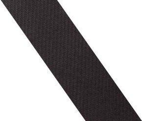 25mm Wide Black Webbing (per Metre)