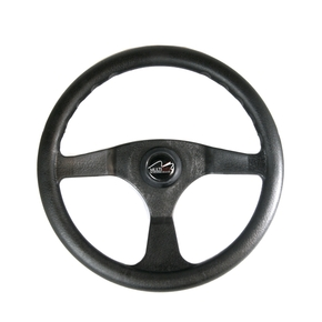 "Alpha 13.8"" (35cm) 3 Spoke Steering Wheel"