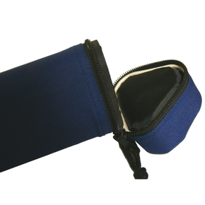 Hard Rod Tube Carry / Storage Bag for 2 Piece Rods - 1265mm