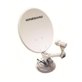 DS-5 Crank-Up RV Satellite Aerial Dish & LNB Kit