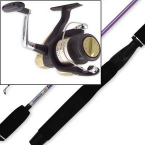 Hyperloop 4000FB reel with Lipstix spinning fishing rod 4-8kg 5'