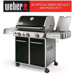 Genesis E330 BBQ 3 Burner LPG Gas Grill / Barbecue BBQ - Specialist Model