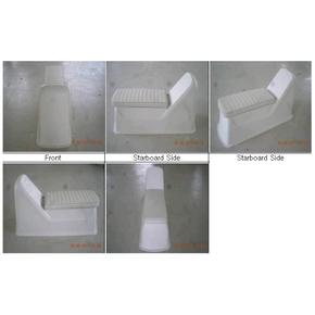 Jockey Console Deluxe Fibreglass w/Upholstery