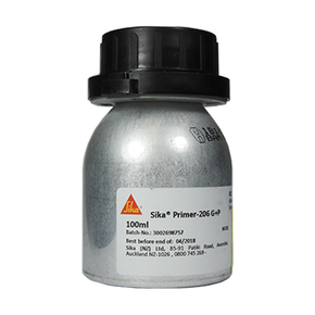 206 Sealant Primer for Glass Glazing 100ml