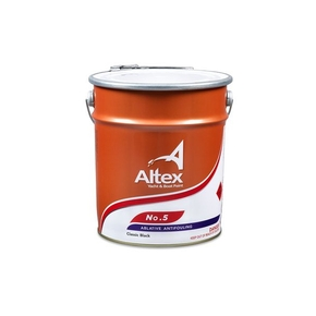 No.5 Ablative Antifouling Seaport Blue - 4L