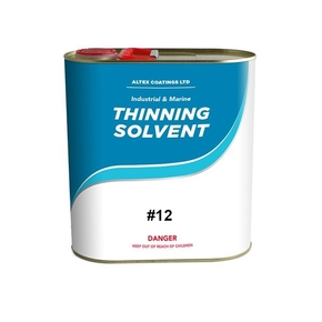 #12 Epoxy/Antifouling Spraying Thinner/Cleaner- 1L