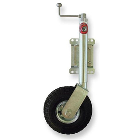 Large Trailer Jockey Wheel-Pneumatic