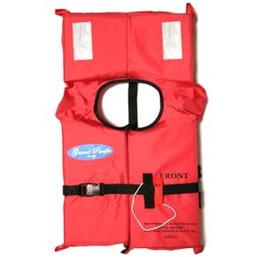 Coastguard Type Lifejacket Adult 40kg+ w/Reflectors