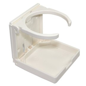 Folding Drinkholder - White