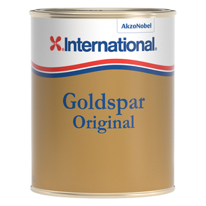 Goldspar Original Gloss Varnish (Single Pack)-  1ltr
