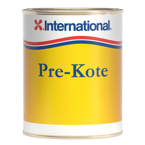 Prekote Undercoat Single Pack - White - 4 Litres