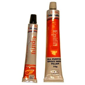 Epifill 2:1 2 Part Epoxy Filler Tubes- 100g