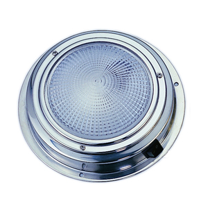 Dome Light SS - 12v - 10cm