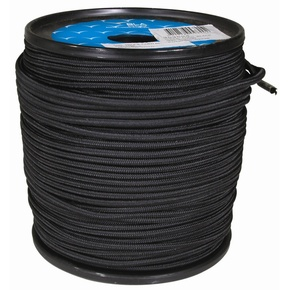 Black Shock Cord 5mm Per Metre