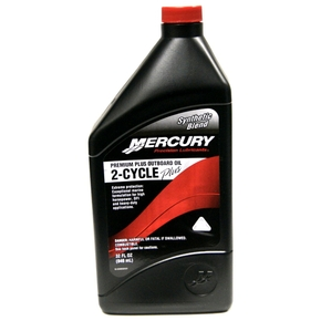 Premium Plus 2 Stroke Outboard Motor Oil - 946mls