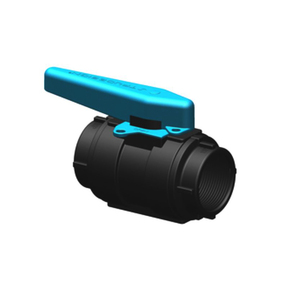 "Ball Valve 1.5"" BSP Composite Survey Standard"