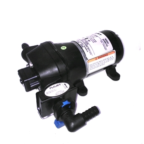 11 LPM/12v Automatic Marine/RV Water Pressure Pump - 50psi