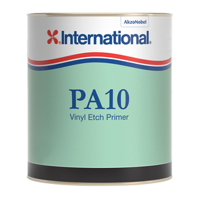 PA 10 Metal Primer Single Pack - Red Oxide - 1 Litre