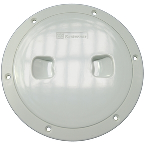 "Marine Inspection Port- 5""  White"