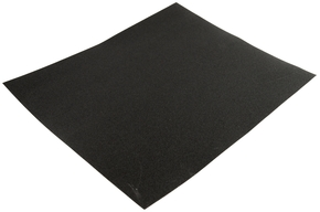 120 Grit Wet & Dry Sand Paper - Black - Per Sheet