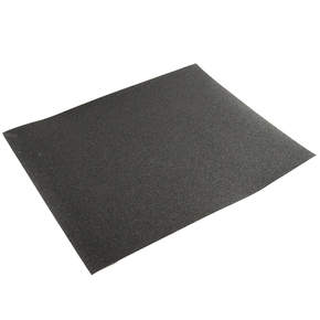 320 Grit Wet & Dry Sand Paper - Black - Per Sheet