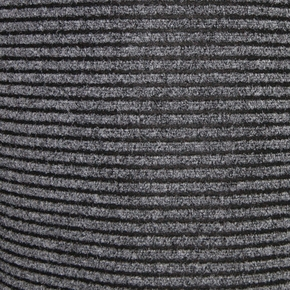 Premium 9mm H/Duty Marine Carpet Ribbed - Grey Per Metre