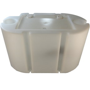 Livewell Bait Tank Complete with Pump/Pickup etc - 63L